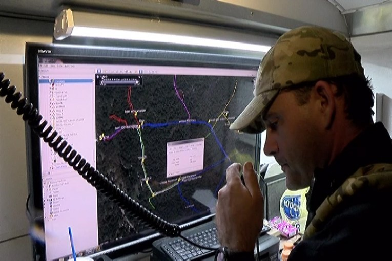 SEARCH AND RESCUE DRILL CONTINUES IN EAST MONTGOMERY COUNTY