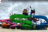 WATERPARK OPENING DELAYED