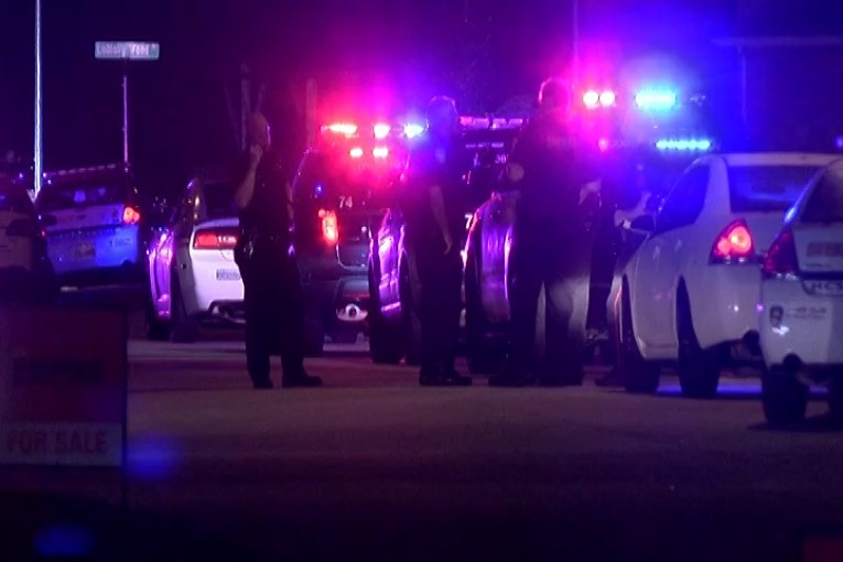SWAT SCENE ENDS IN NORTHWEST HARRIS COUNTY