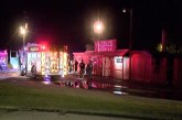 """THE SHACK"" IN CLEVELAND DESTROYED BY FIRE"