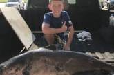 Boy breaks rod and Lake Conroe record with 55-pound catfish
