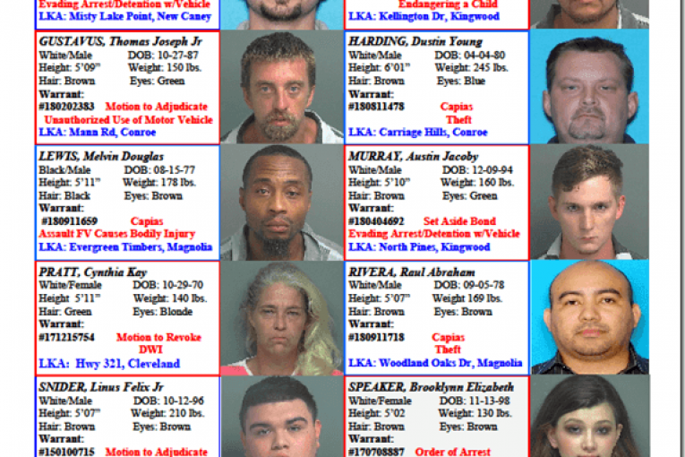 CRIME STOPPERS FEATURED FELONS 9.7.18