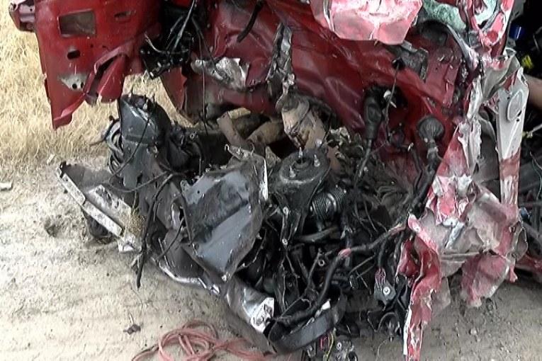 FATAL CRASH CLOSES LOOP 105 IN CLEVELAND