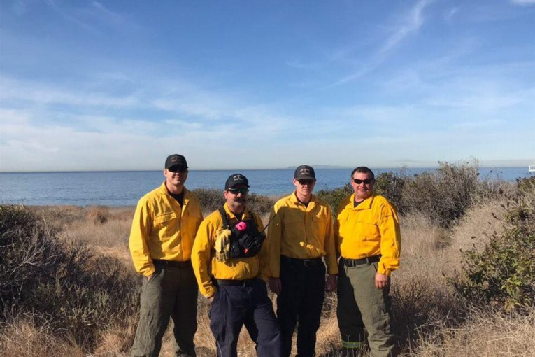 Mission Accomplished: New Waverly Firefighters on their way home from California wildfires