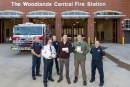 The Howard Hughes Corporation® Joins with Firefighters to Help Prevent Home Fire Deaths in Montgomery County