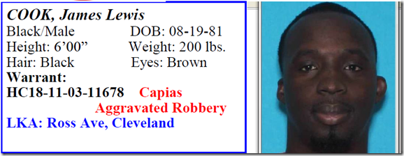 CRIME STOPPERS FEATURED FELONS 12.7.18