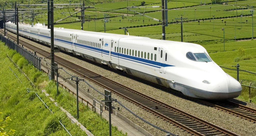 ANOTHER BLOW FOR TEXAS HIGH SPEED RAIL – Montgomery County