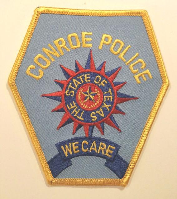 RECENT CONROE POLICE ACTIVITY
