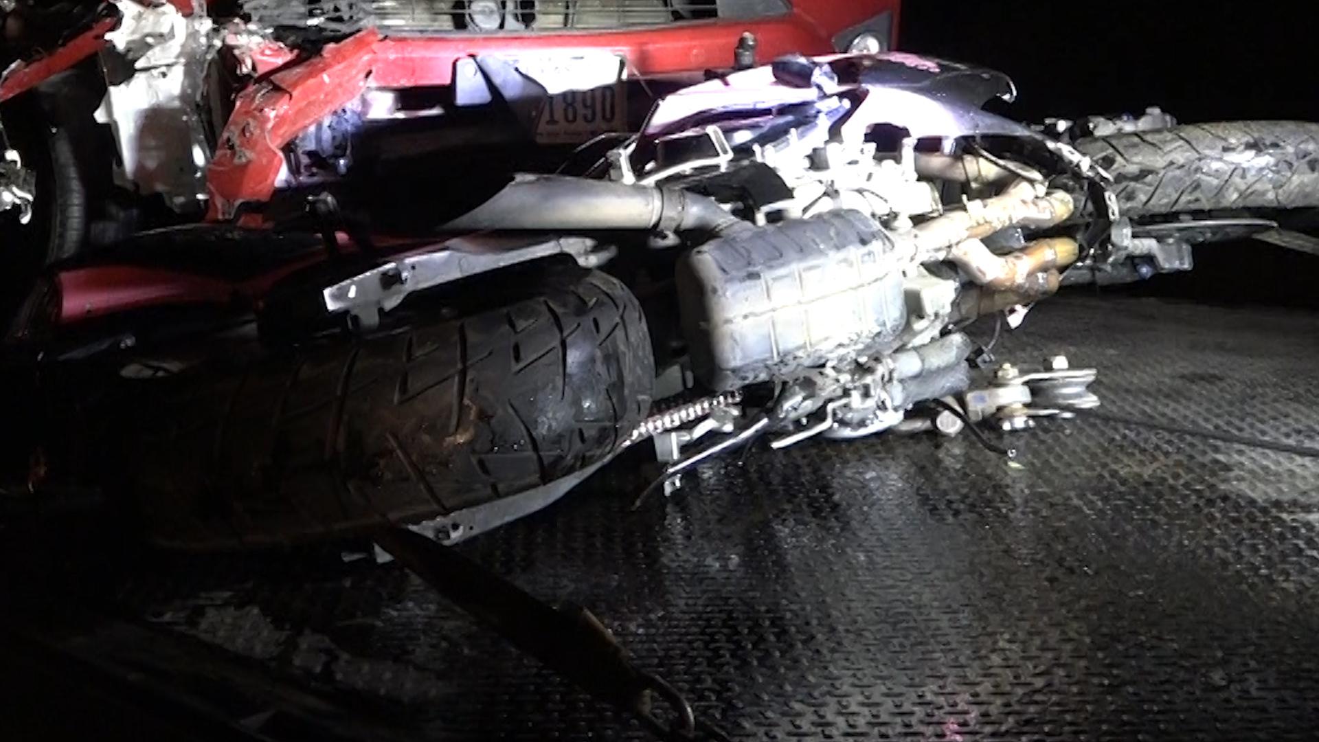 CONROE POLICE INVESTIGATING FATAL MOTORCYCLE CRASH