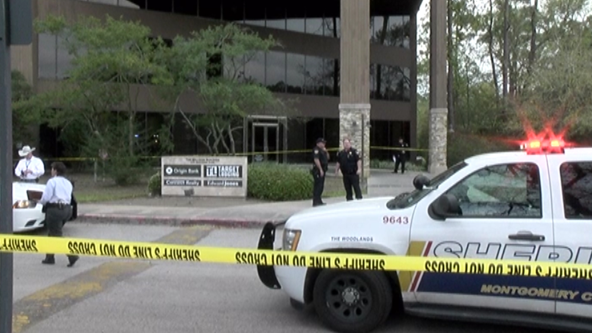 VICTIMS OF WOODLANDS SHOOTING IDENTIFIED