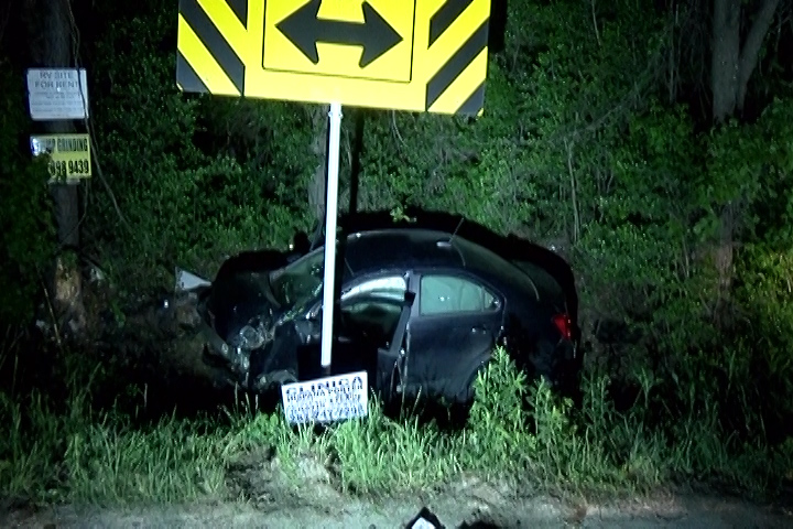 NEW CANEY WOMAN KILLED IN CRASH