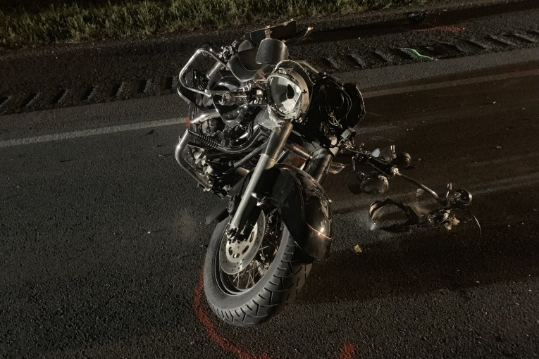 MOTORCYCLE FATAL ON SH 105