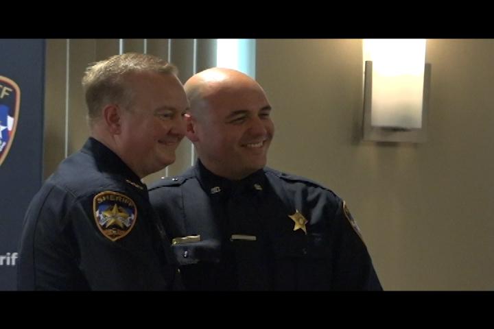 MONTGOMERY COUNTY SHERIFFS OFFICE PROMOTION CEREMONY