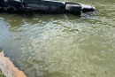 Car Goes Into Lake Conroe