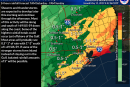 MCOEM: Rain Should Be Out of the Area By 7 p.m.