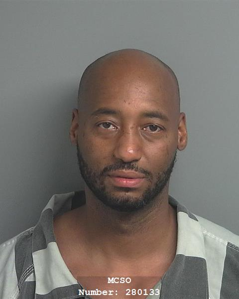 MONTGOMERY COUNTY JAIL BOOKINGS FOR 7/7/19--21 DWI/BWI ARRESTS
