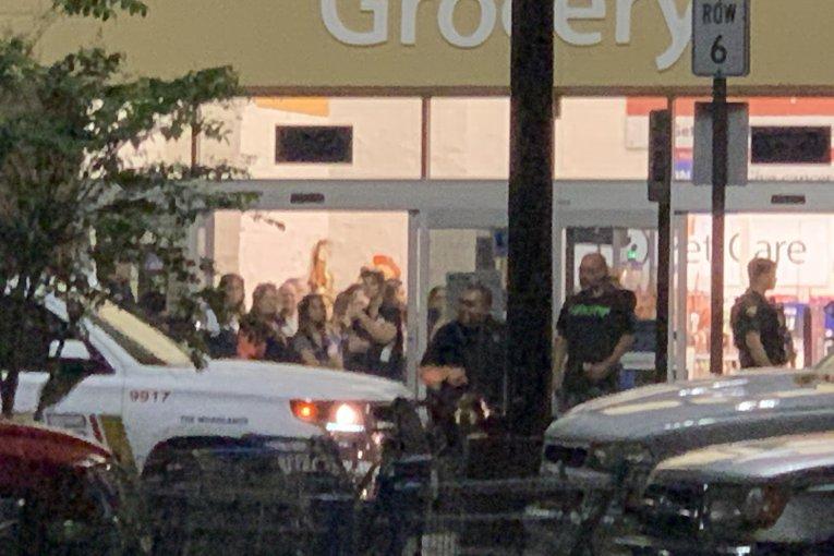 SHOTS FIRED COLLEGE PARK WALMART