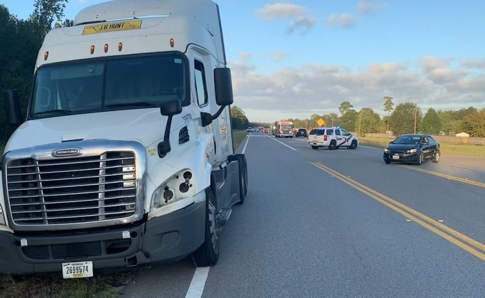 FATAL CRASH ON SH 242