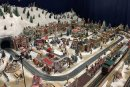 VISIT THE CHRISTMAS TRAIN VILLAGE JUST A SHORT DRIVE TO LIVINGSTON