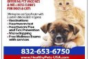LOW COST VET CLINIC IN NEW CANEY AND CONROE THIS WEEKEND