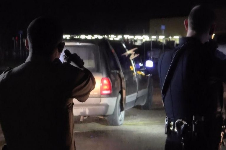 LIVINGSTON WALMART STAND OFF ENDS