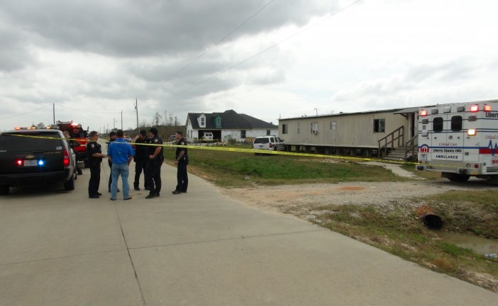 HOMICIDE IN LIBERTY COUNTY