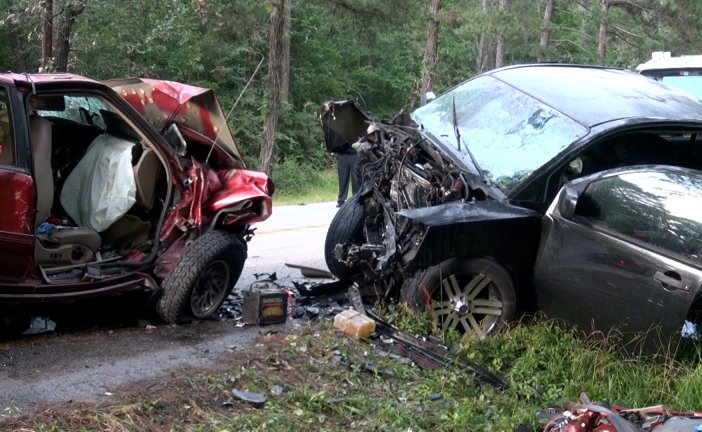 VICTIMS OF FRIDAY DOUBLE FATAL CRASH ON FM 1097 IDENTIFIED
