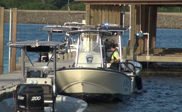DROWNING VICTIM RECOVERED