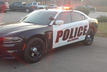 RECENT SPLENDORA POLICE ARRESTS