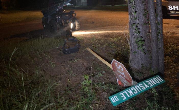 FATAL ATV CRASH IN SUMMER HILLS