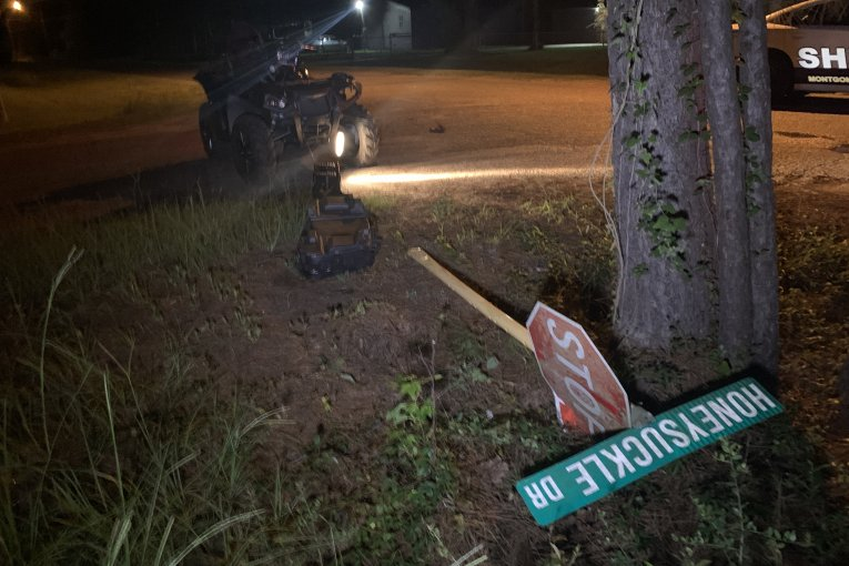 FATAL ATV CRASH IN SUMMER HILLS