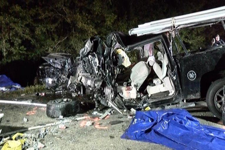 VICTIMS OF SATURDAY NIGHT TRIPLE FATAL CRASH IDENTIFIED