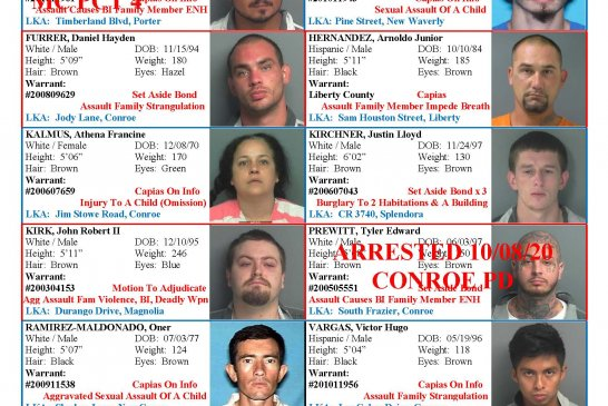 MONTGOMERY COUNTY MOST WANTED-ONLY 76 DAYS TILL CHRISTMAS-CALL CRIME STOPPERS AND GET SOME CASH