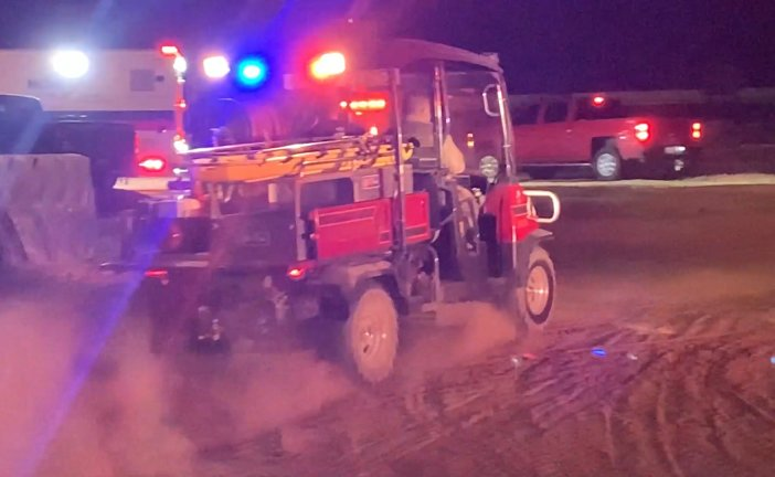 4-YEAR-OLD CHILD DIES AFTER ATV ROLLS OVER TRAPPING HIM