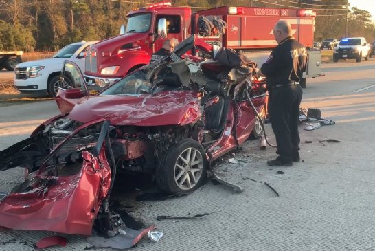 I-69 CLEARS AFTER FATAL CRASH WEDNESDAY AFTERNOON
