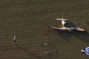 Small plane went down in Waller County, DPS confirmed