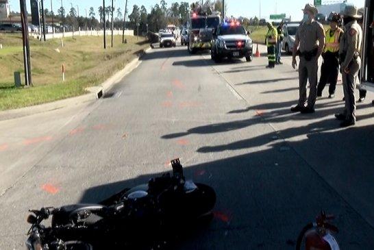 KINGWOOD MAN DIES IN FATAL MOTORCYCLE CRASH