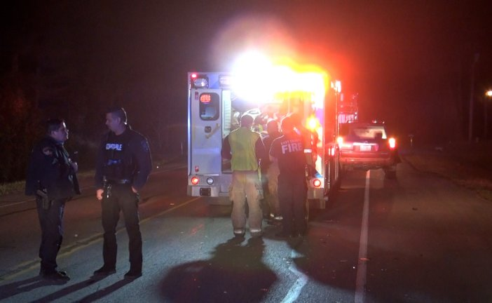 WOMAN WHO WAS STRUCK ON FM 1485 SUCCUMBS TO HER INJURIES