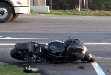 MOTORCYCLE FATAL CRASH IN CONROE