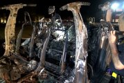 Tesla owner seen on video entering driver's seat before fiery crash in The Woodlands, NTSB says