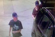 HELP IDENTIFY THIEF WHO STOLE PICKUP TRUCK FROM VALERO GAS PUMP
