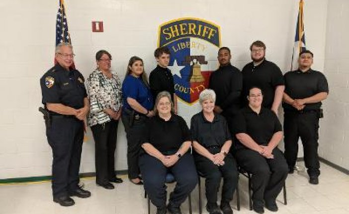 LCSO GRADUATES 5TH CORRECTIONAL OFFICER CLASS
