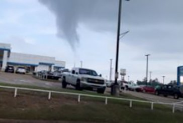 Small tornado takes down multiple trees as it touched down in Huntsville
