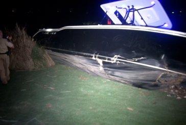 ONE DEAD -THREE CRITICAL IN LAKE CONROE BOAT CRASH