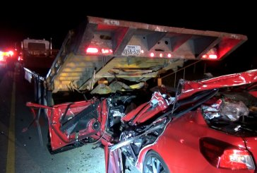 CHILD RUSHED TO HOUSTON HOSPITAL AFTER CAR SLAMS INTO REAR OF STOPPED 18-WHEELER IN MONTGOMERY