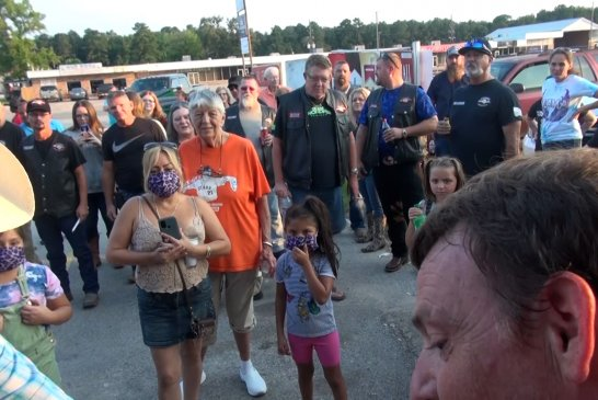 072121 PRAYER VIGIL FOR NEW CANEY FAMILY HIT BY WRONG WAY DRIVER SUNDAY MORNING KILLING ONE BOY.00_02_01_06.Still006