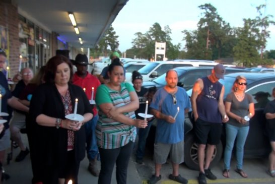 072121 PRAYER VIGIL FOR NEW CANEY FAMILY HIT BY WRONG WAY DRIVER SUNDAY MORNING KILLING ONE BOY.00_14_46_25.Still015