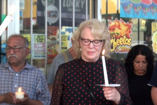 072121 PRAYER VIGIL FOR NEW CANEY FAMILY HIT BY WRONG WAY DRIVER SUNDAY MORNING KILLING ONE BOY.00_17_38_25.Still016