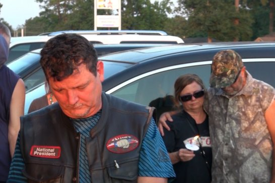 072121 PRAYER VIGIL FOR NEW CANEY FAMILY HIT BY WRONG WAY DRIVER SUNDAY MORNING KILLING ONE BOY.00_17_52_19.Still017