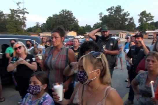 072121 PRAYER VIGIL FOR NEW CANEY FAMILY HIT BY WRONG WAY DRIVER SUNDAY MORNING KILLING ONE BOY.00_18_07_29.Still019